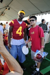 Joe McKnight and Gregory Yee