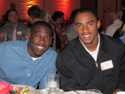 Marqise Lee and George Farmer